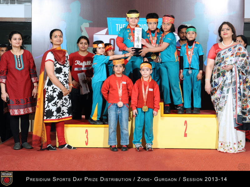 PRESIDIUM SCHOOL GURGAON